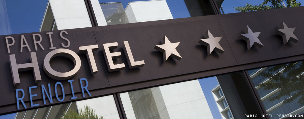 Paris hotel renoir